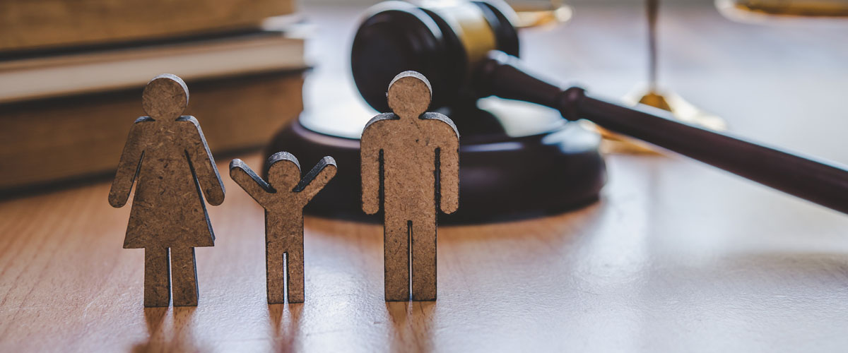 Divorce, Child Custody & Child Support